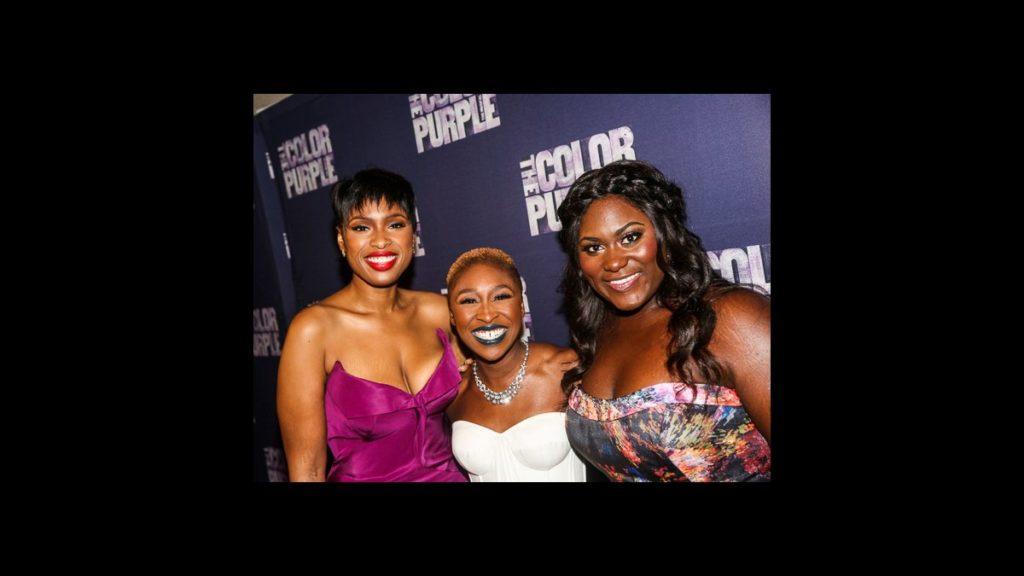 OP - The Color Purple - wide - 12/15 - Jennifer Hudson