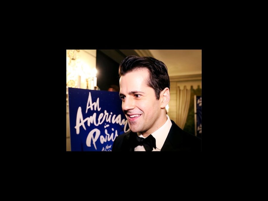 VS - An American in Paris Opening Night - 4/15 - Robert Fairchild