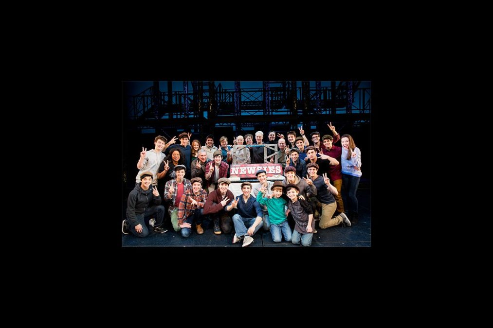 Hot Shot - Newsies - Anniversary - wide - 3/14