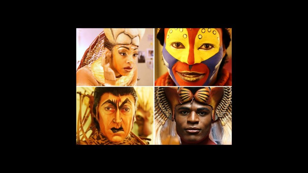 Broadway Buzz - Lion King - Character Study series