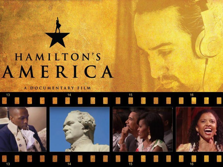 HAMILTON DOC FEATURE  - 10/16 - with film strip