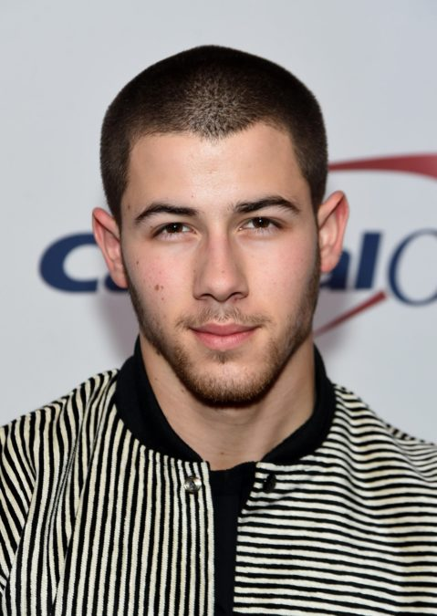 Nick Jonas - 3/17 - Jamie McCarthy/Getty Images