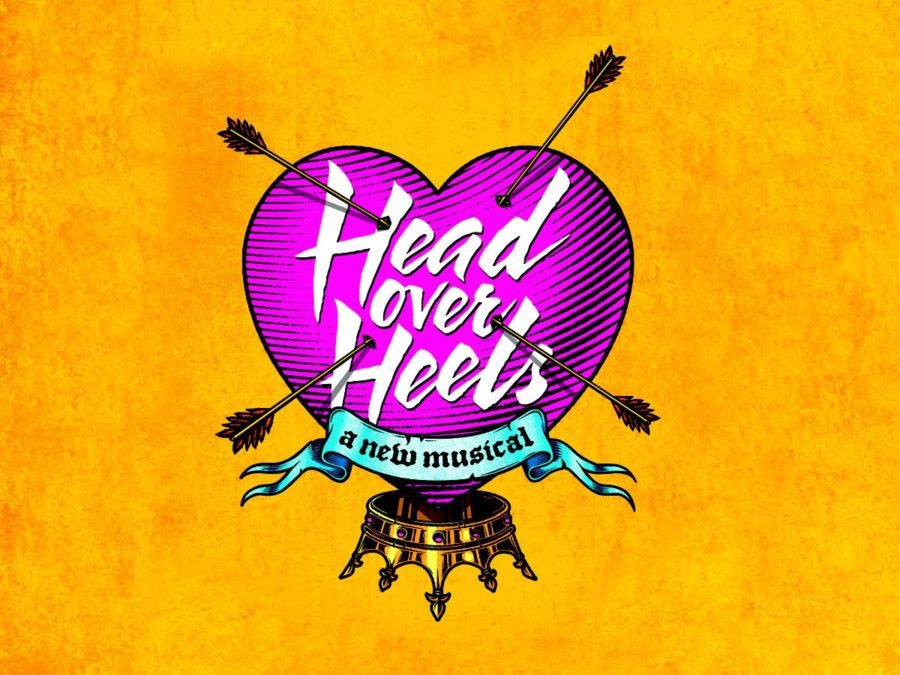 SHOW LOGO - Head Over Heels - 1/18 -