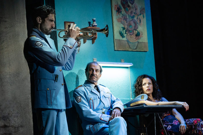Joe Joseph, Sasson Gabay, Janet Dacal. Photo by Evan Zimmerman, MurphyMade (0937)