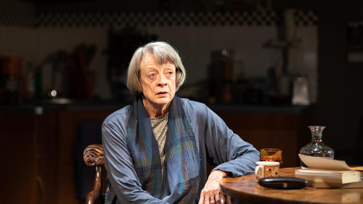 12/19_London_Maggie Smith_A German Life_Helen Maybanks