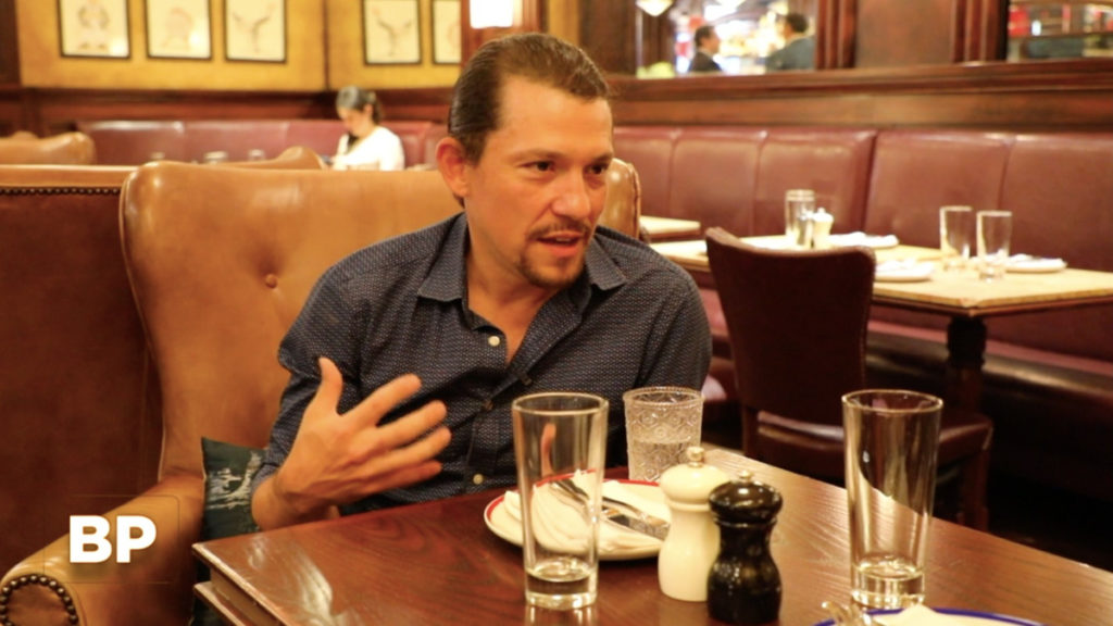 WI - Miguel Cervantes - 7/21 - Broadway Profiles