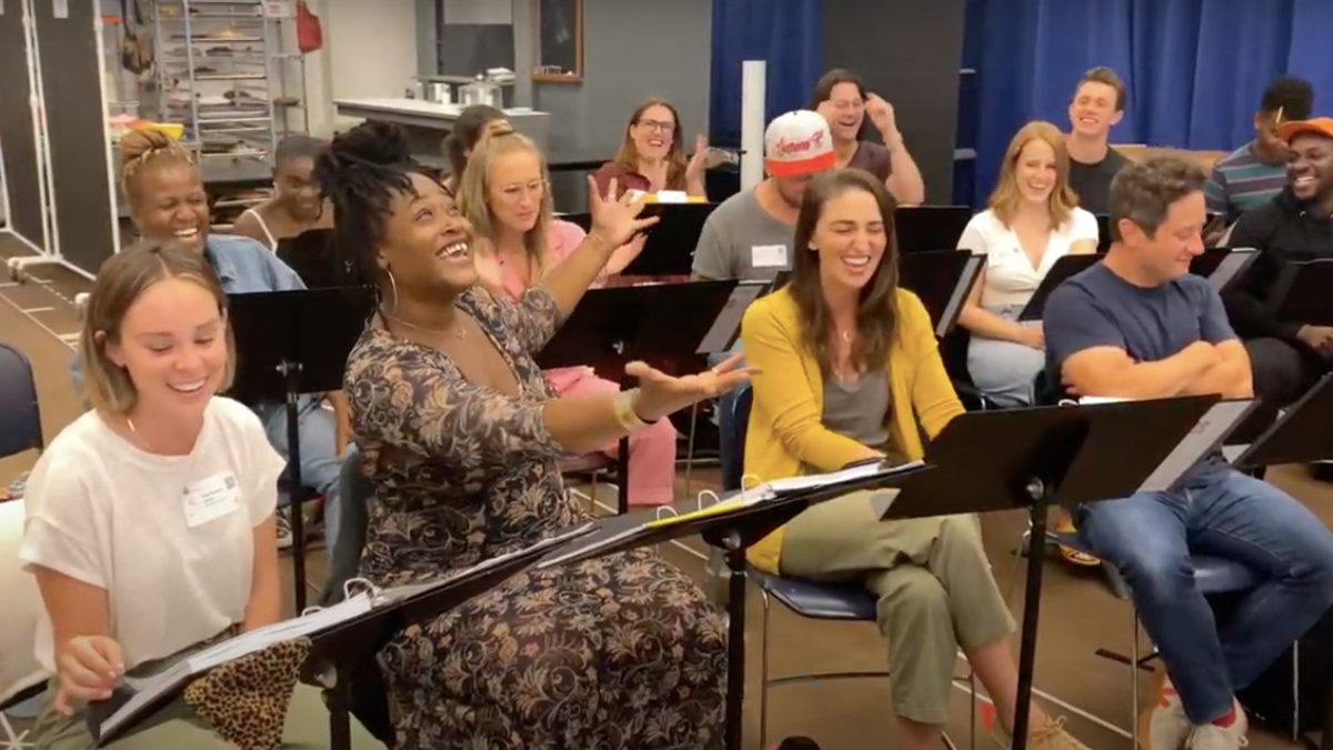 WI - Waitress in Rehearsal - Exclusive - 8/21