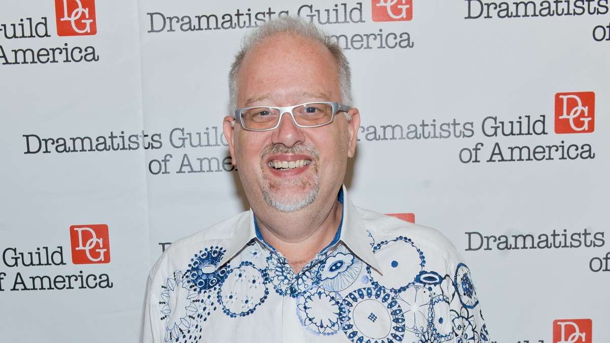 Doug Wright - 8/21 - Timothy Hiatt/Getty Images for Dramatists Guild of America