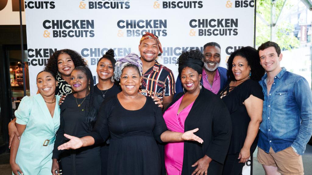 Presser - Chicken & Biscuits - 9/21 - Jenny Anderson